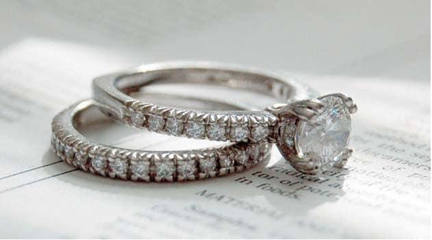 Divorce: revendre votre bague