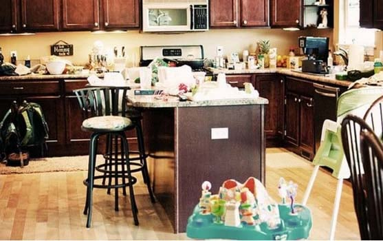 Embaucher une aide ménagère.