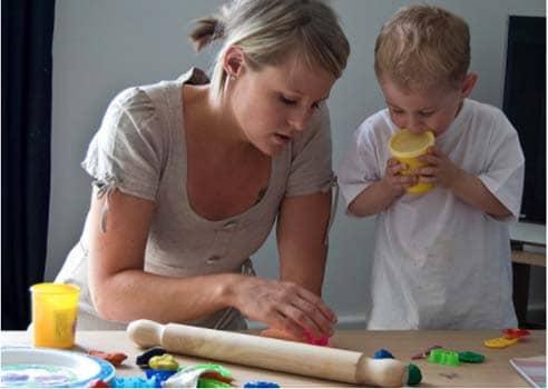Pourquoi les mères seules ont de la chance !