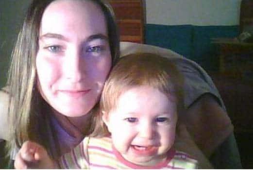 Témoignage d'Audrey, jeune mère célibataire de Léa (16 mois).