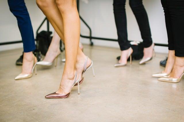 Comment ne pas souffrir dans des chaussures à talons?
