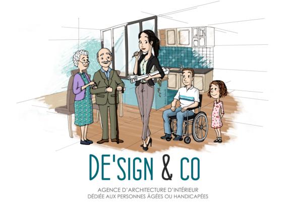Femme entrepreneur: j'ai crée ma société d'architecture d'intérieur et de décoration spécialisée.